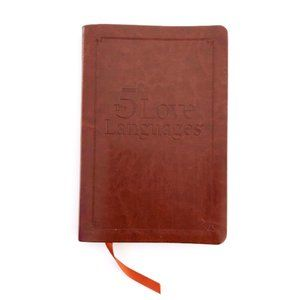THE FIVE LOVE LANGUAGES Leather Bond Book